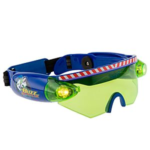 Light-up Buzz Lightyear Goggles