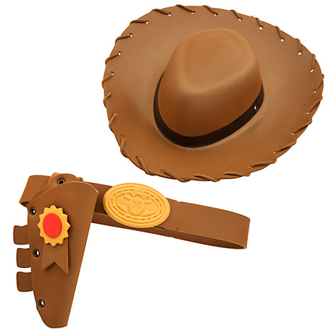 Toy Story 3 Woody Costume Accessory Set for Kids