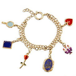 Beauty and the Beast: The Broadway Musical Charm Bracelet