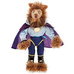 Beauty and the Beast: The Broadway Musical Beast Doll - 14''