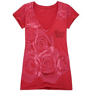 Beauty and the Beast: The Broadway Musical - Tee for Women