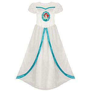 Wedding Dress Ariel Sleepgown for Girls
