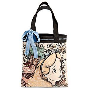 Classic Alice in Wonderland Tote
