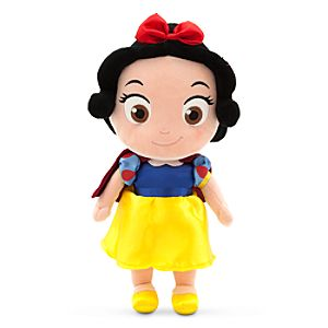 Toddler Snow White Plush Doll - Small - 13''