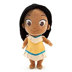 Toddler Pocahontas Plush Doll - Small - 12''