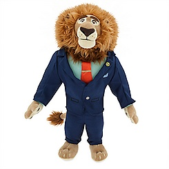 Mayor Leodore Lionheart Plush - Zootopia - Medium - 16''