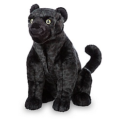 Bagheera Plush - The Jungle Book - Medium - 13 1/2''