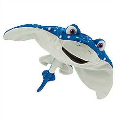 Mr. Ray Plush - Finding Dory - Medium - 24''