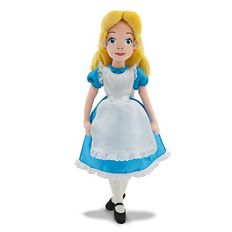 Alice In Wonderland Plush Toys 26