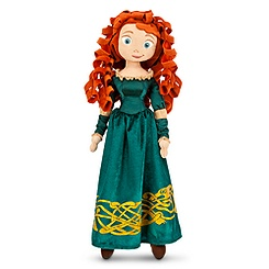 Merida Plush Doll - Brave - Medium - 20''