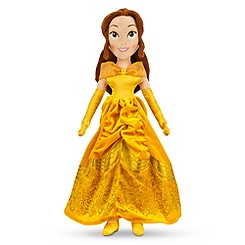 Belle Plush Doll - Beauty and the Beast - Medium - 20''