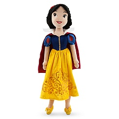 Snow White Plush Doll - Medium - 20''
