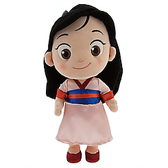 Toddler Mulan Plush Doll - Small - 12''