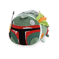 Boba Fett Battle Worn ''Tsum Tsum'' Plush - Medium - 11''