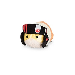 Poe Dameron ''Tsum Tsum'' Plush - Star Wars: The Force Awakens - Mini - 3 1/2''