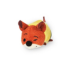 Nick Wilde ''Tsum Tsum'' Plush - Mini - 3 1/2'' - Zootopia