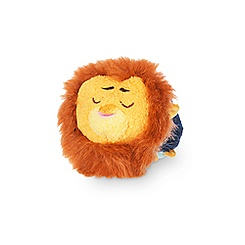 Mayor Lionheart ''Tsum Tsum'' Plush - Mini - 3 1/2'' - Zootopia