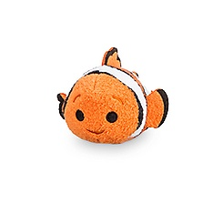 Nemo ''Tsum Tsum'' Plush - Finding Dory - Mini - 3 1/2''