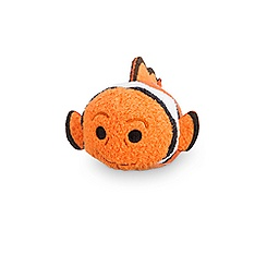 Marlin ''Tsum Tsum'' Plush - Finding Dory - Mini - 3 1/2''
