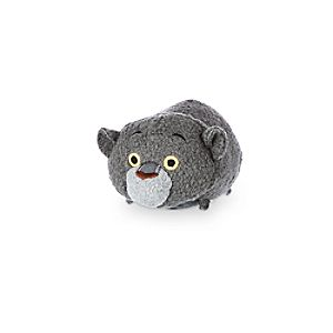 Bagheera ''Tsum Tsum'' Plush - The Jungle Book - Mini - 3 1/2''