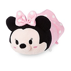 Minnie Mouse ''Tsum Tsum'' Plush - Pink - Medium - 12''