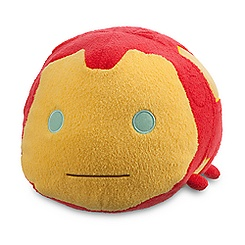 Iron Man ''Tsum Tsum'' Plush  - Medium - 11''