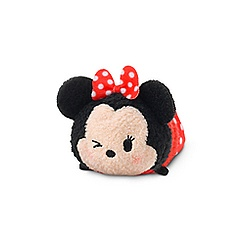 Minnie Mouse ''Tsum Tsum'' Plush - Mini - 3 1/2''