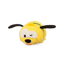 Pluto ''Tsum Tsum'' Plush - Mini - 3 1/2''