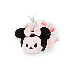 Minnie Mouse Birthday 2016 ''Tsum Tsum'' Plush - Mini - 3 1/2''