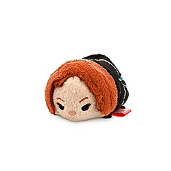 Black Widow ''Tsum Tsum'' Plush  - Mini - 3 1/2''