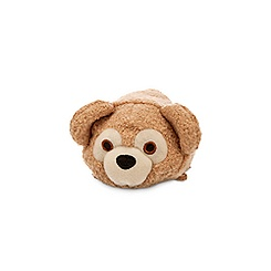 Duffy The Disney Bear ''Tsum Tsum'' Plush - Mini - 3 1/2''