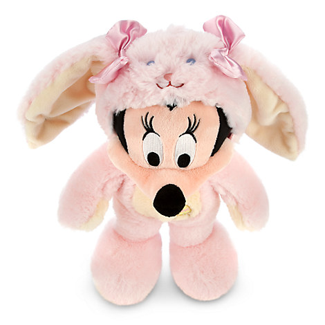 Minnie Mouse Plush Easter Bunny - 12''