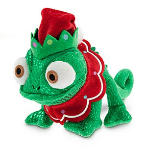 Pascal Plush - Tangled - Holiday - Mini Bean Bag - 8 1/2''