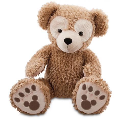 "New Disney Duffy Bear 36"" inch Mickey Plush Extra Large Doll Limited Edition"