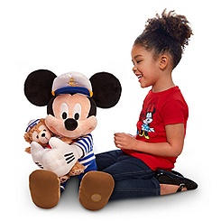 Mickey Mouse with Duffy Plush - 25''