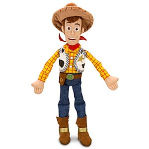 Woody Plush - Toy Story - Mini Bean Bag - 12''