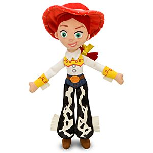 Jessie Plush Doll - Toy Story - Mini Bean Bag - 11''