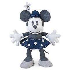 Minnie Mouse Plush Toy - 25th Anniversary - 19'' D23 Exclusive