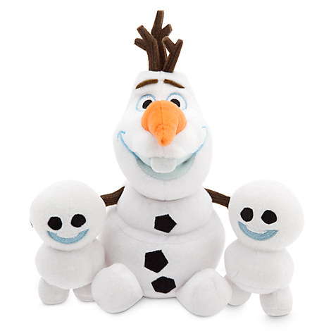 Olaf and Snowgies Plush - Small - 8