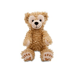 Duffy the Disney Bear Plush - 8''