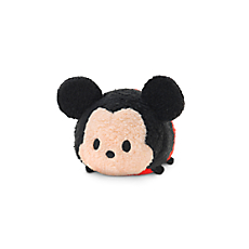 Mickey Mouse ''Tsum Tsum'' Plush - Mini - 3 1/2''
