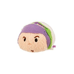 Buzz Lightyear ''Tsum Tsum'' Plush - Toy Story - Mini - 3 1/2''
