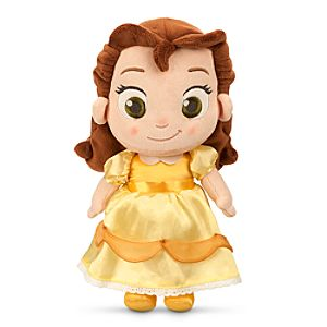 Toddler Belle Plush Doll - Beauty and the Beast - Small - 12''