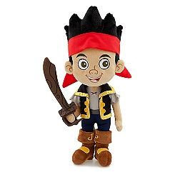 Jake Plush - Jake and the Never Land Pirates - 14''