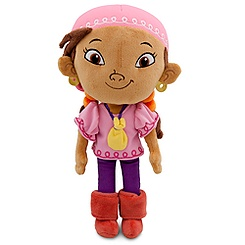 Izzy Plush - Jake and the Never Land Pirates - 11''