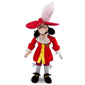 Captain Hook Plush - 19''