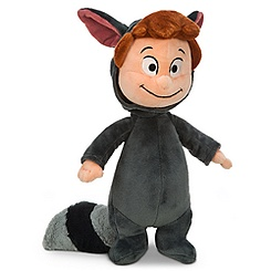 Raccoon Twin Plush - Peter Pan - 12 1/2''