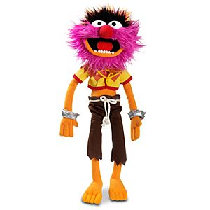 Muppets Animal Plush Toy -- 17