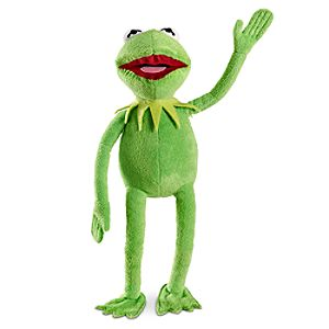 Muppets Kermit Plush Toy -- 16