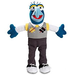 Muppets Gonzo Plush Toy -- 17